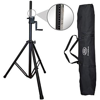 hercules ss700b crank up speaker stand musical instruments. Black Bedroom Furniture Sets. Home Design Ideas