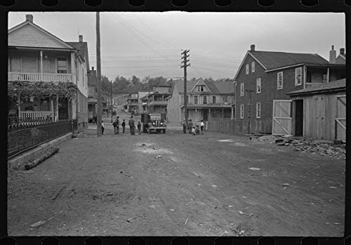 HistoricalFindings Photo: Shenandoah,Other Mining Towns in Pennsylvania 1938