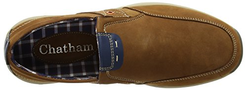 Chatham Tracker, Mocassins (Loafers) Homme Marron (Tan 5)