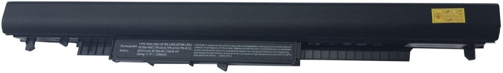 Tesurty New Replacement 11.1V Battery for HP Pavilion 15-AC136DS 15-AC137CL 15-AC137DS 15-AC137NR 15-AC138DS 15-AC139DS Series Laptop