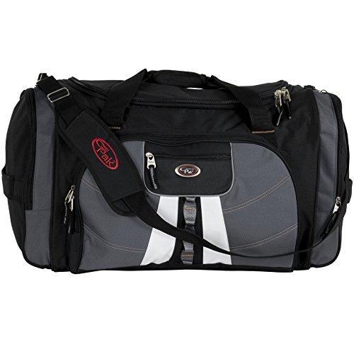 California Pak Luggage Hollywood 27, 27 Inch, Black