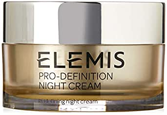 ELEMIS Pro-Definition Night Cream; Lift Effect Firming Night Cream, 1.6 Fl Oz
