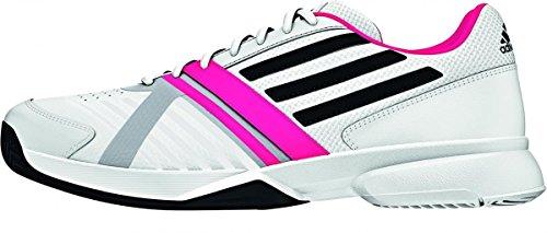 Adidas Galaxy elite iii ftwwht/cblack/sopink, Größe Adidas:10