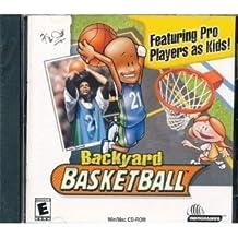 Backyard Basketball CDRom