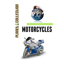 Motorcycles: Picture Book (Educational Children's Books Collection) - Level 2 (Planet Collection 53)