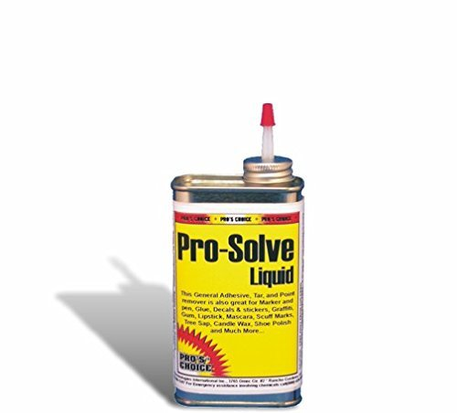 Pro-Solve Liquid Professional Solvent By Pros Choice by Pro's Choice by Pro's Choice