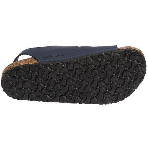 Birkenstock Milano Slingback Sandal-Unisex Blue LsiTp0m