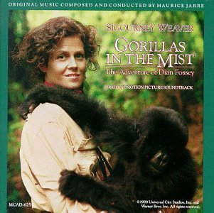 Gorillas in the Mist by Various Artists (1988-10-17)