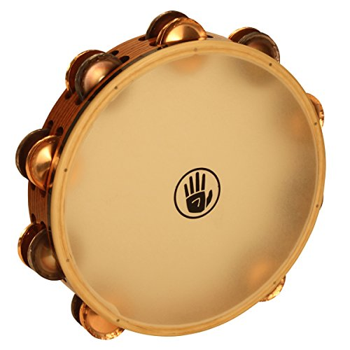 Black Swamp BSTC1S 10-Inch Sound Art Tambourine, Double Row by Black Swamp