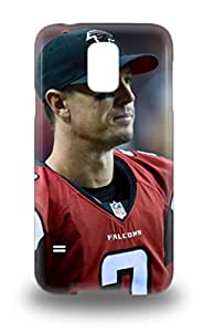 Tpu Galaxy Shockproof Scratcheproof NFL Atlanta Falcons Matt Ryan #2 Hard Case Cover For Galaxy S5 ( Custom Picture iPhone 6, iPhone 6 PLUS, iPhone 5, iPhone 5S, iPhone 5C, iPhone 4, iPhone 4S,Galaxy S6,Galaxy S5,Galaxy S4,Galaxy S3,Note 3,iPad Mini-Mini 2,iPad Air )
