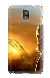 Fashion Protective Halo 3 Hd Case Cover For Galaxy Note 3