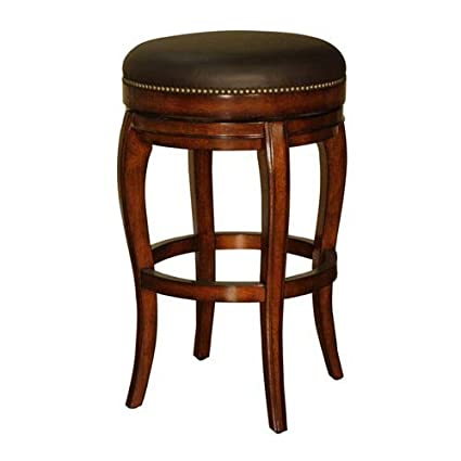 AHB Santos Backless Bar Stool