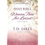 NKJV, Woman Thou Art Loosed, Paperback, Red Letter: Holy Bible, New King James Version