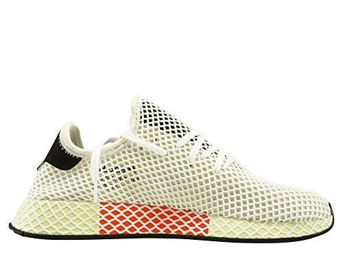 3 adidas Bianco 2 Runner DEERUPT 40 Sneaker Bianco 4ZqxAC