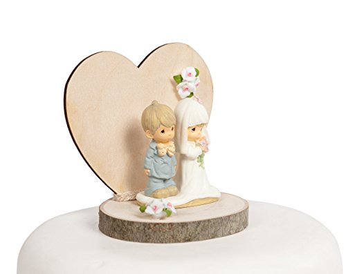 precious moments rustic wedding cake topper precious moments rustic wedding cake topper by wedding 18713