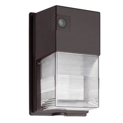 Lithonia Lighting TWS 70S 120 PE LPI M6 70W High Pressure Sodium Small Wallpack, Dark Bronze