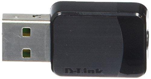 D-Link DWA-171 IEEE 802.11ac - Wi-Fi Adapter for Desktop Computer/Notebook (D Link Usb Wifi Adapter For Desktop)