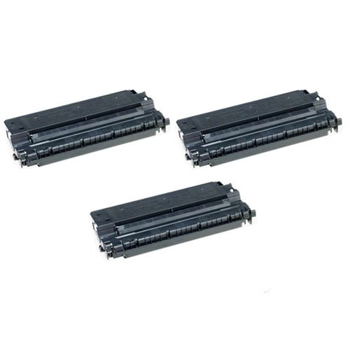 Image of Amsahr 2617B001AA Canon 2617B001AA/D1120/D1150 Compatible Replacement Toner Cartridge 3-Pack, Black Laser Printer Drums & Toner