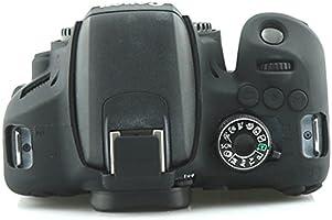 Profesional seguro silicona Gel goma cámara bolsa de casos ...