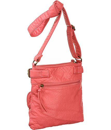 Swingpouch Crossbody Cargo Bubblegum pink Distressed Mini Bag qw6U1