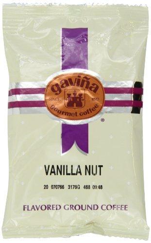 超格安価格 Gavia Vanilla Nut 42 Portion Packs Packs Single-Serve Gavia Pods 42 for Drip Coffee [並行輸入品] B07N4MGKJ4, タカヤマムラ:beafd66c --- arianechie.dominiotemporario.com