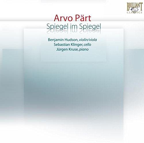 Price comparison product image Pärt: Spiegel im Spiegel