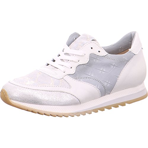 Mjus Iceberg Low Women's Sneakers Top 646109 Lino Bianco 1fU1qwRSr