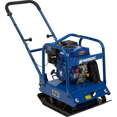 Powerhorse Single-Direction Plate Compactor-With 7 for sale  Delivered anywhere in USA