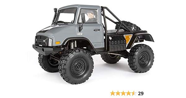 Axial UMG10 - Maqueta de coche teledirigido (escala 1:10, tracción a las cuatro ruedas)
