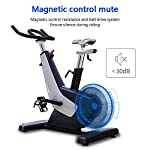 Allenamento-Spin-Bike-Professionale-Cyclette-Aerobico-Home-Trainer-Volano-Dinamico-a-Controllo-Magnetico-Da-8-Kg-Molteplici-Posizioni-Di-Guida-Regolazione-Della-Resistenza-Al-Magnetron-Muto