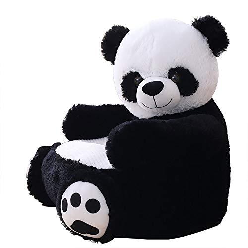 Schattige Panda Kinderzitbank Baby Snuggle Bank Pluche Speelgoed Gevulde Dierenbank Babykussen, Voeden Stoel Leren…