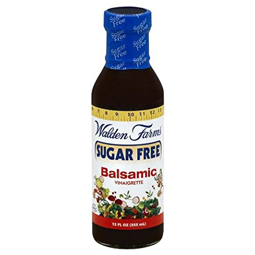 - Walden Farms Sugar Free Dressing Balsamic Vinaigrette -- 12 fl oz