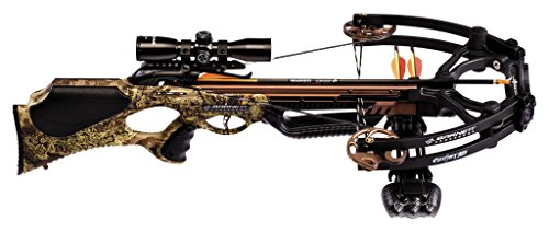 Barnett Ghost 385 CRT  Crossbow Pkg 185lb 78230