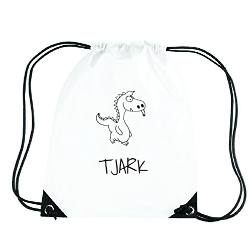 JOllipets TJARK Turnbeutel Sport Tasche PGYM5987 Design: Drache h00j1rG