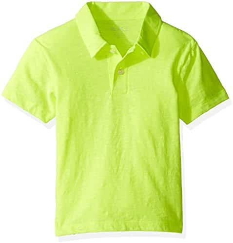 The Children's Place Boys' Neon Polo Shirt