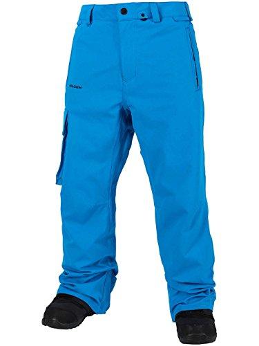 Volcom Herren Snowboardhose Ventral Pnt blue