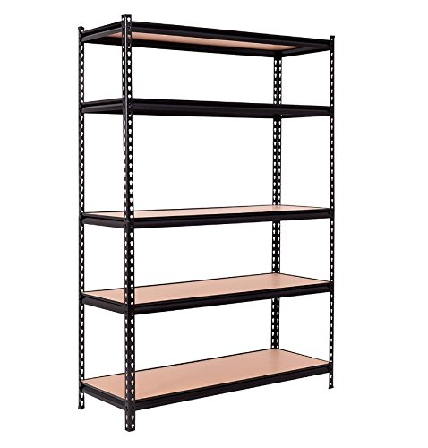 4 foot shelf unit - 1