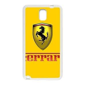 Ferrari sign fashion cell phone case for Samsung Galaxy Note3