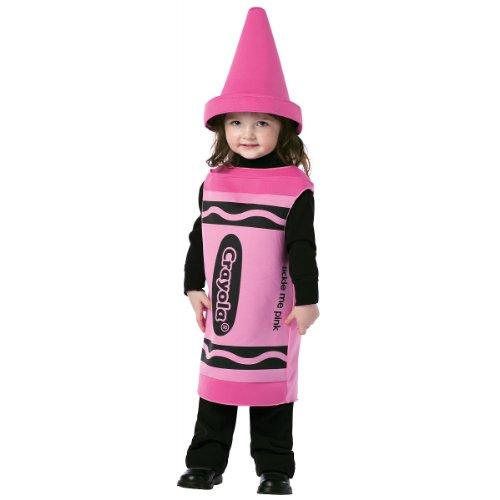 Rasta Imposta Crayola Tickle Me, Pink, 18-24 (Crayola Tickle Me Pink)