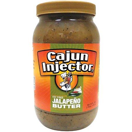 Cajun Injector Injectable Marinade 16oz Jar (Pack of 3) (Jalapeno (Marinade 16 Oz Jar)