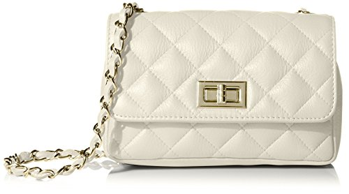 Quilted Cross Women's Beige Body Melody Marie Merci q61wZF6