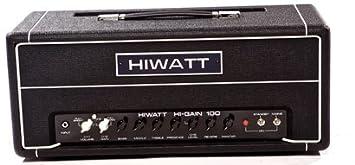 Hiwatt Cabezal Amplificador para Guitarra Hi Gain HG100H