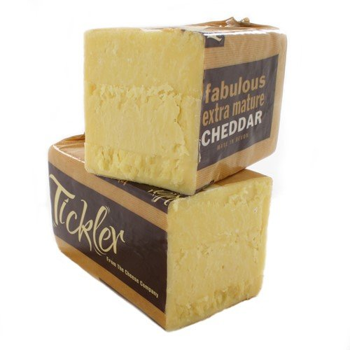 Mature Cheddar Cheese (igourmet Tickler English Cheddar (7.5 ounce))