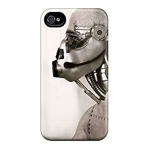 TEBGAjb7074LPiPL Case Cover, Fashionable Iphone 4/4s Case - D Graphics Interactive People by icecream design