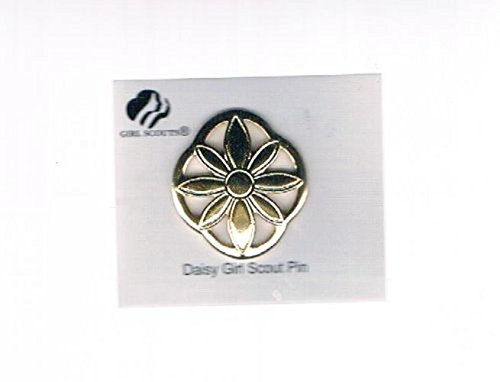 Girl Scout Daisy Membership Pin -
