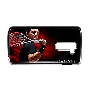 Printing Roger Federer For G2 Lg Optimus Love Phone Case For Children Choose Design 2