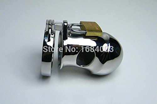 ccTina Male Chastity Devices Chastity Penis Ring Cage Cock Cage A928 1pcs by ccTina