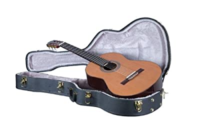 Guardian CG-018-C Archtop Hardshell Case, Classical Guitar