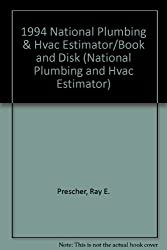 1994 national plumbing hvac estimatorbook and disk national plumbing and hvac estimator