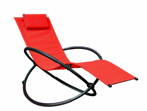 Urban Furnishing Gravity Orbital Lounger